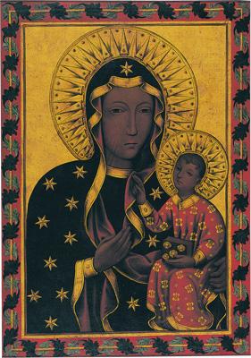 聖母子像 | 玉川大学教育博物館 ...